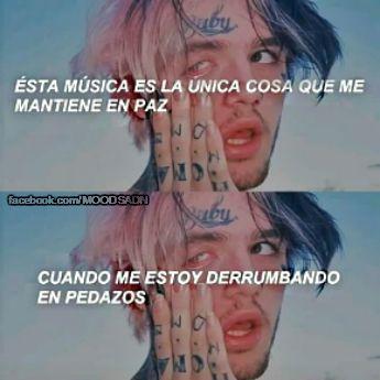Frases De Lil Peep Frases Musicales Frases De Raperos Y