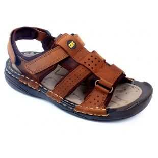 CAT Brown Casual Sandals SYS 009 price in Pakistan | Dress