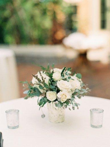 Cheekwood Estate And Gardens Nashville Wedding White Floral