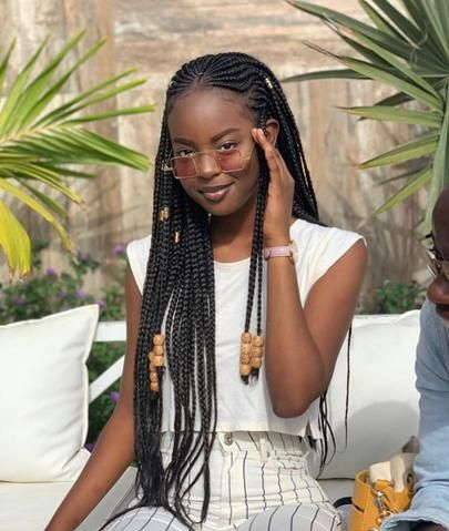 The 10 Best Braided Hairstyles For Natural Hair Spring Summer 2020 Cool Braid Hairstyles Braided Hairstyles Hair Styles