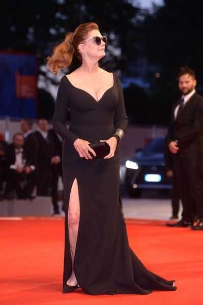 Susan Sarandon - Every Must-See Gown From the Venice Film Festival 2017 - Photos