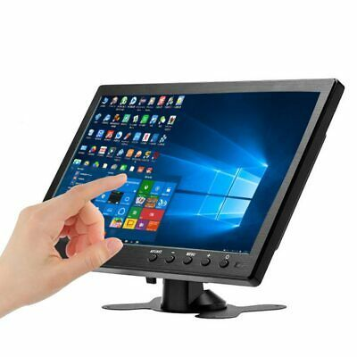 Pantalla Tactil 10 1 Inch 1920x1200 Monitor Lcd Vista Completa Hdmi Industrial Usb Speakers Hdmi Vga
