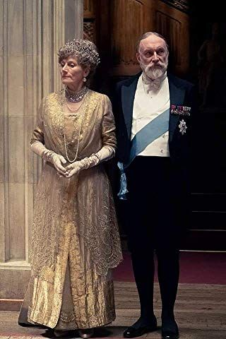 Geraldine James And Simon Jones In Downton Abbey 2019 Downton Abbey Movie Downton Abbey Downton