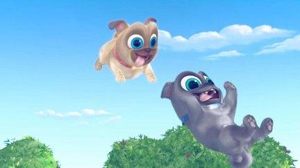 Watch Puppy Dog Pals Tv Show Disney Junior On Disneynow Dogs And Puppies Disney Junior Puppies
