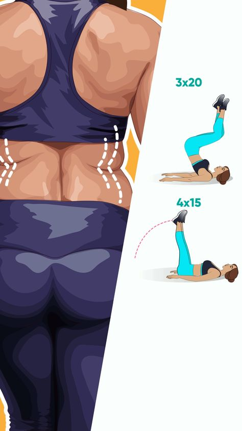 The best decision for you to have a perfect body is the workout below!!! Make your body perfect just in 7 days! All the exercises were created for you to lose the pounds and become healthier and slimmer without any gym!!! Try them and enjoy the results! #fatburn #burnfat #gym #athomeworkouts #exercises #weightlosstransformation #exercise #exercisefitness #weightloss #health #fitness #loseweight #workout