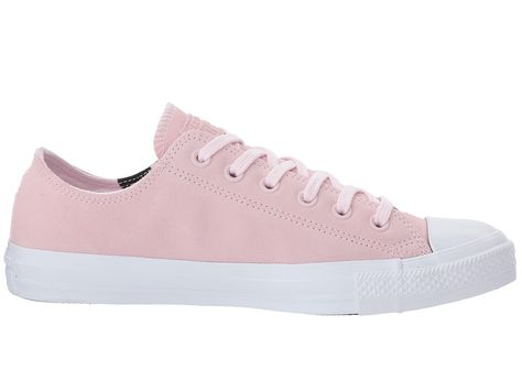 9dc43150de1 Converse Chuck Taylor(r) All Star(r) Plush Suede Ox Women s Classic Shoes  Arctic Pink Arctic Pink White