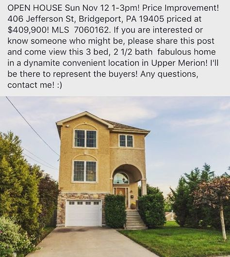 comeandsee #openhouse #pricereduction...