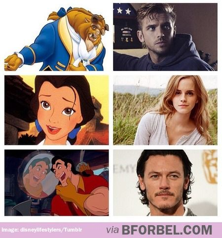 The Cast For Beauty And Beast Is Shaping Up Nicely