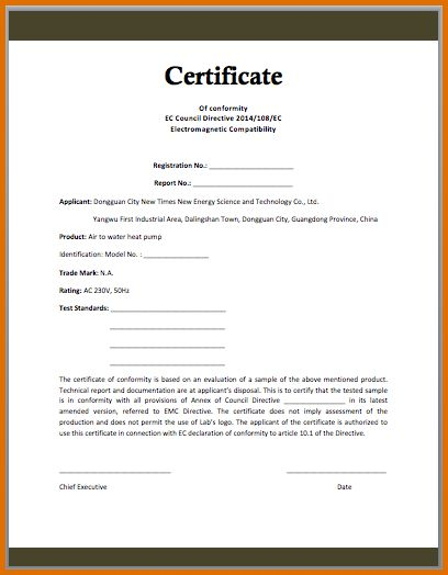 Best Free Certificate Of Conformance Template In 2021 Certificate Templates Certificate Of Achievement Template Free Certificate Templates