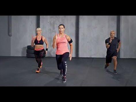 video de entrenamiento de quema de grasa de 20 minutos