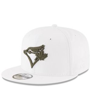 entire collection wholesale price timeless design New Era Toronto Blue Jays Fall Shades 9FIFTY Snapback Cap - White ...