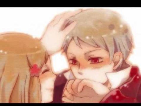 Aph Prussia X Hungary My First Kiss By 3oh 3 Feat Ke Ha Youtube