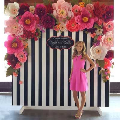 100 60th Birthday Party Ideas By A Professional Party Planner 70th Birthday Parties Kate Spade Birthday Party 40th Birthday Decorations