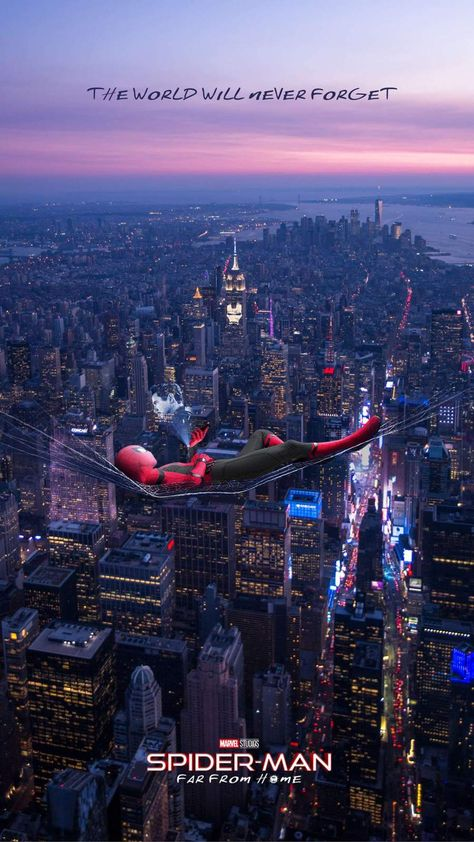 Spider Man Missing Tony Stark IPhone Wallpaper - IPhone Wallpapers