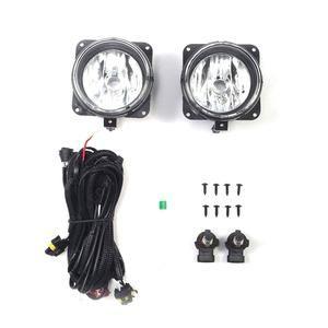 Pin On Fog Lights Assembly Kit