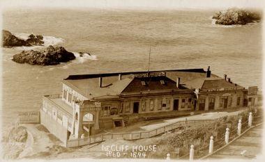 The Original Cliff House  San Francisco