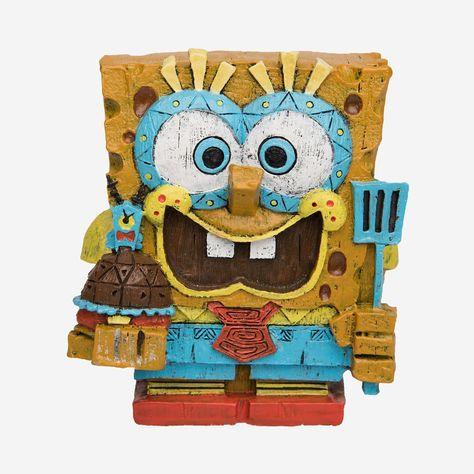 Spongebob Squarepants Wondercon 2018 Exclusive Eekeez Figurine