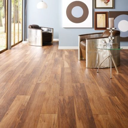 Heartwood Hickory Effect Laminate Flooring 1 73m Laminate