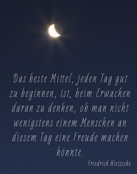 Anderen Eine Freude Machen Hilft Dir Dabei Selbst Bessere Laune Zu Haben Weisheiten Spruche Spruche Zitate Deutsche Zitate