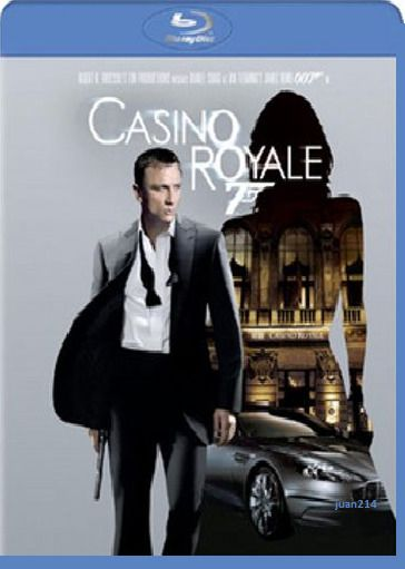 Casino Royale Blu Ray Daniel Craig As James Bond 007