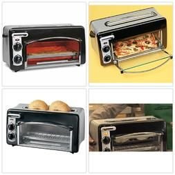 Hamilton Beach Toaster Oven Toastation 2 Slice Countertop Kitchen