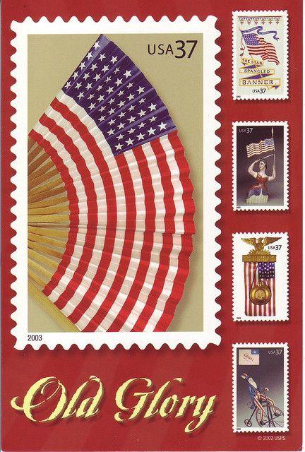 Patriotic Postage Set