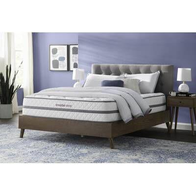 Lexington Carrera Bedroom Platform Configurable Bedroom Set Reviews Wayfair Mattress Sizes Pillow Top Mattress Plush Pillows Platform bed and mattress set