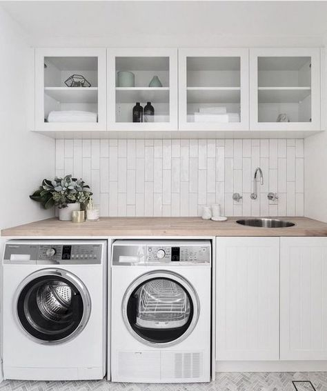 45 Stunning Pretty Small Laundry Room Design Ideas ...