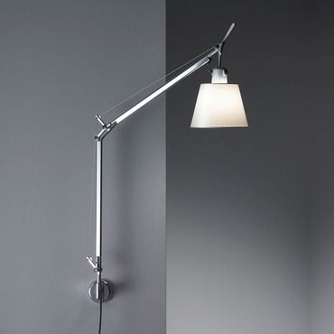 Tolomeo Micro Gold Limited Edition Desk Lamp By Artemide 0011868a In 2020 Wall Lights Swing Arm Wall Lamps Wall Lamp