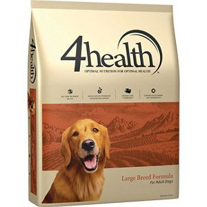 4health Large Breed Formula Adult Dog Food 35 Lb Bag 34 99 At