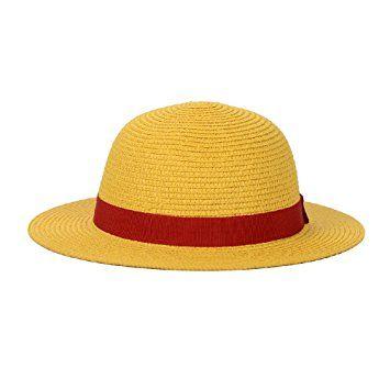 Straw Hats Cosplay Accessory Summer Sun Hat Straw Hat