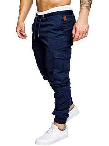 Yidarton Mens Sweatpants Men Casual Pants Mens Joggers Leisure Fashion Sport Pants
