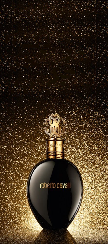 Nero Asoluto Roberto Cavalli - I'm a perfume slut. I just can't choose one.