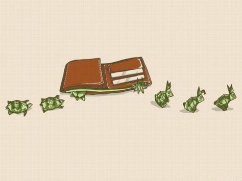 The tortoise and the hare money