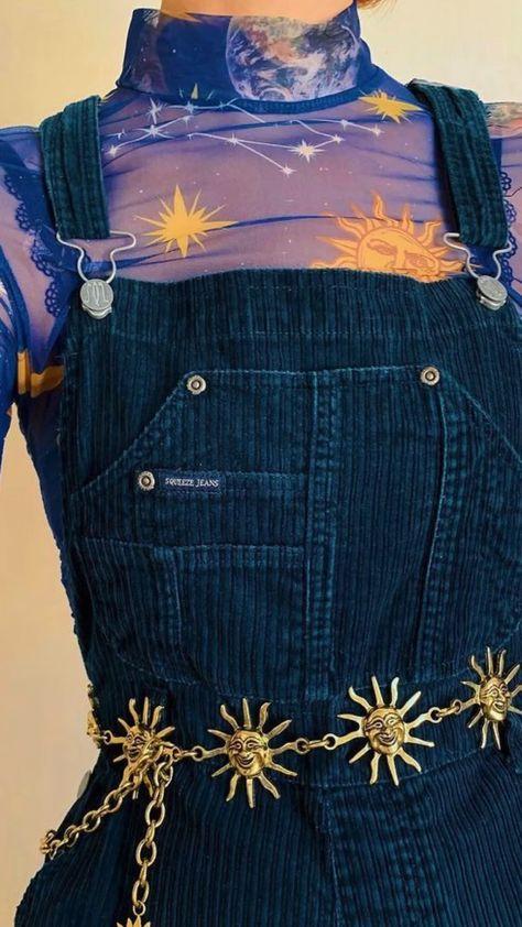 Women Vintage High Waist Belt