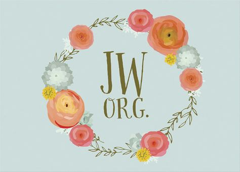 JW.ORG Printable Art. Instant Download. by JellyfishPrintables