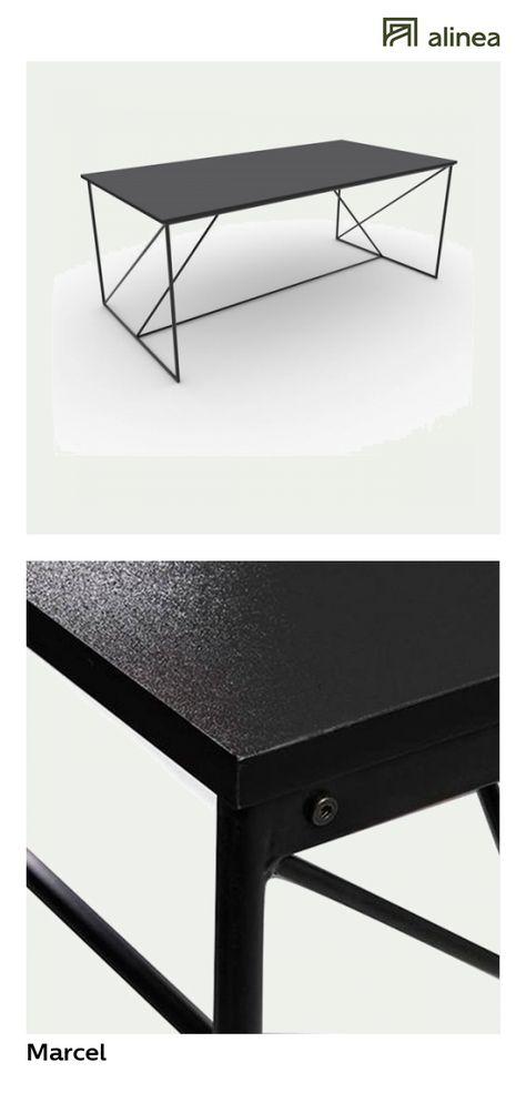 Alinea Table De Salon.Alinea Marcel Table De Repas Rectangulaire L180cm 6 A 10