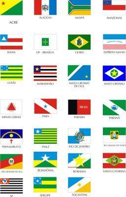 Pin De Marcos Alberto Coimbra Em Bandeiras Brasil Com Imagens