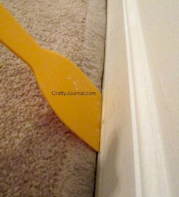 Easy No Mess Way To Paint Baseboards Painting