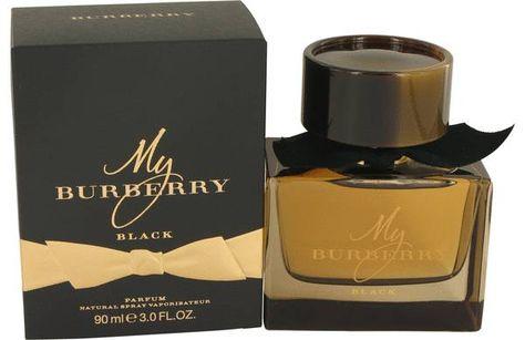 My Burberry Black Perfume By Burberry Skin Parfum Eau De