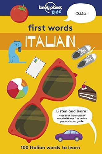 First Words - Italian: 100 Italian words to learn - Default