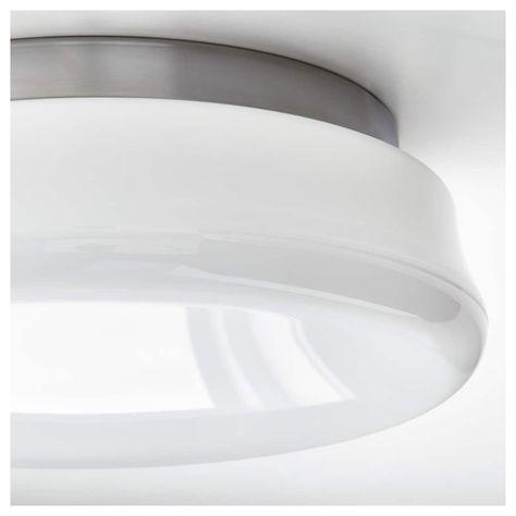 Gasgrund Deckenleuchte Opalweiss Ikea Deckenlampe Led Lampe