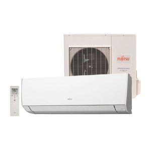 Ar Condicionado Split High Wall Inverter Fujitsu 12000 Btus Quente