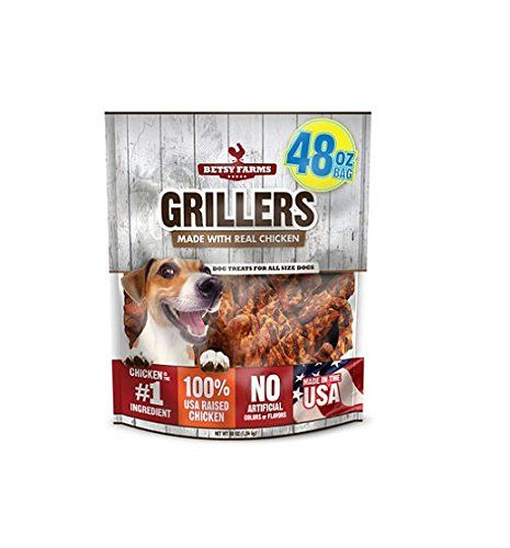 Betsy Farms Grillers Dog Treats 48 Oz Amazon Best Buy