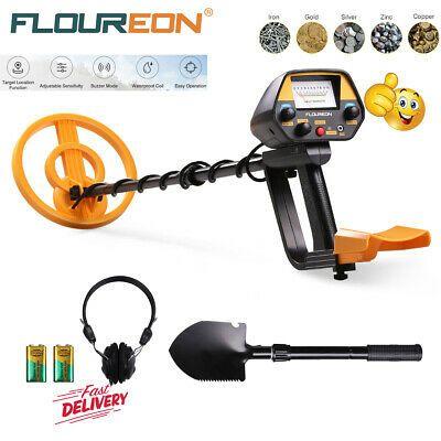 Sponsored Ebay Floureon Md 4080 Metal Detector W Waterproof Coil Headphones Great Cond Waterproof Metal Detector Metal Detector Metal Detectors For Sale