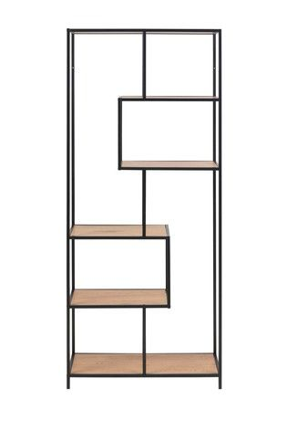 Seaford Tall Shelf By Actona In 2020 Tall Shelves Shelves