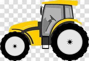 Yellow And Black Tractor Art Tractor Farmall Cartoon Tractor Transparent Background Png Clipart Tractor Art Tractors Tractors For Sale