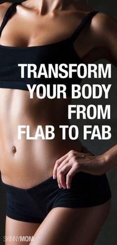 Total body transformation!