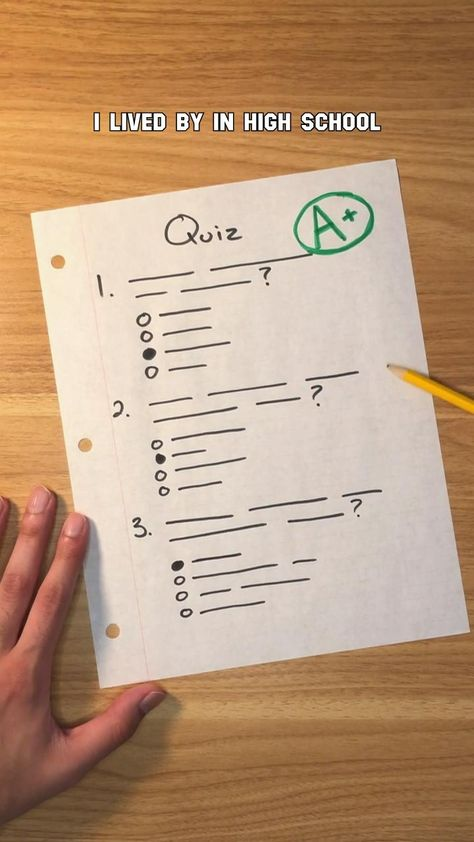 The Study Technique That Helped Me Improve My Grades