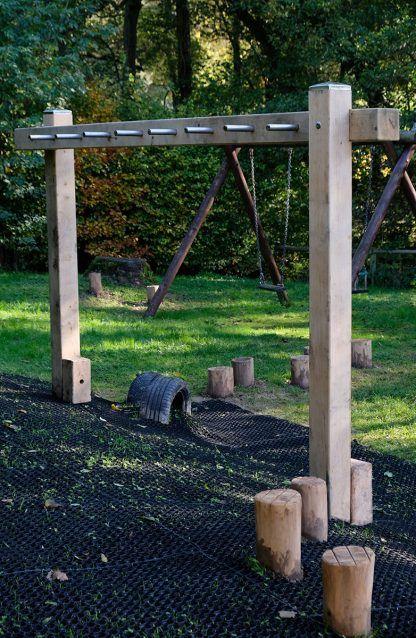 Single Beam Monkey Bars Fitness And Play Equipment By Playequip Diy Monkey Bars Monkey Bars Play Equipment